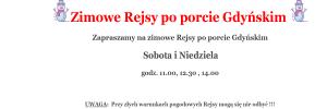 Zimowe Rejsy po porcie Gdyńskim_1500x500